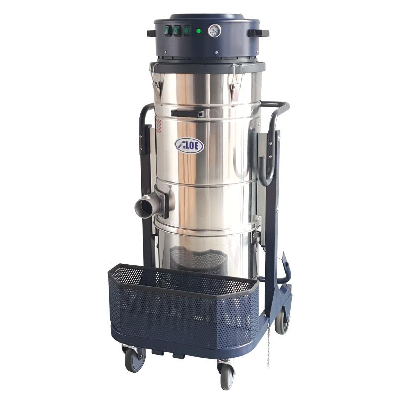 100升桶式吸尘器