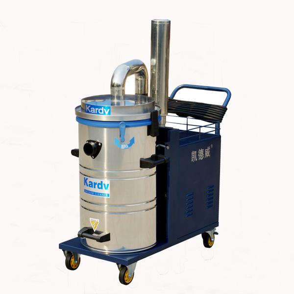 凯德威DL2280工业吸尘器,大功率工业吸尘器,380V吸尘器,大功率吸尘器价格,工业大功率吸尘器
