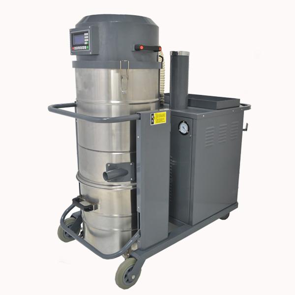 脉冲反吹型工业吸尘器,艾隆自动清理过滤器吸尘器