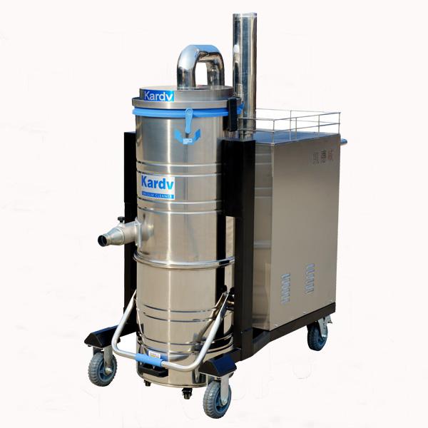 不锈钢材质工业大型吸尘器DL7510,大功率吸尘器,工业吸尘器图片